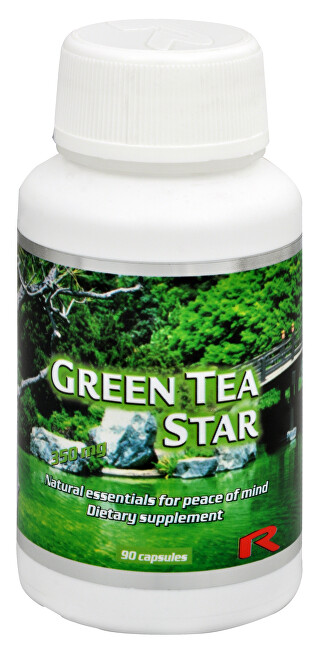 Green Tea Star 90 kapslí