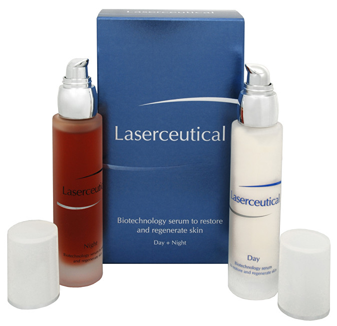 Zobrazit detail výrobku FYTOFONTANA Laserceutical - biotechnologická séra na obnovu a regeneraci pokožky 2x50 ml