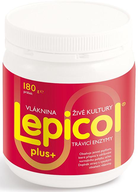 Zobrazit detail výrobku PROBIOTICS INTERNATIONAL LTD. Lepicol Plus 180 g