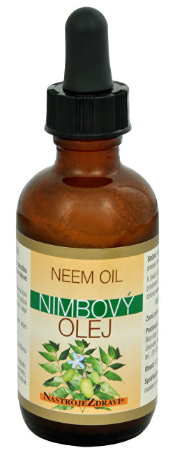 Zobrazit detail výrobku Blue Step Nimbový olej 60 ml