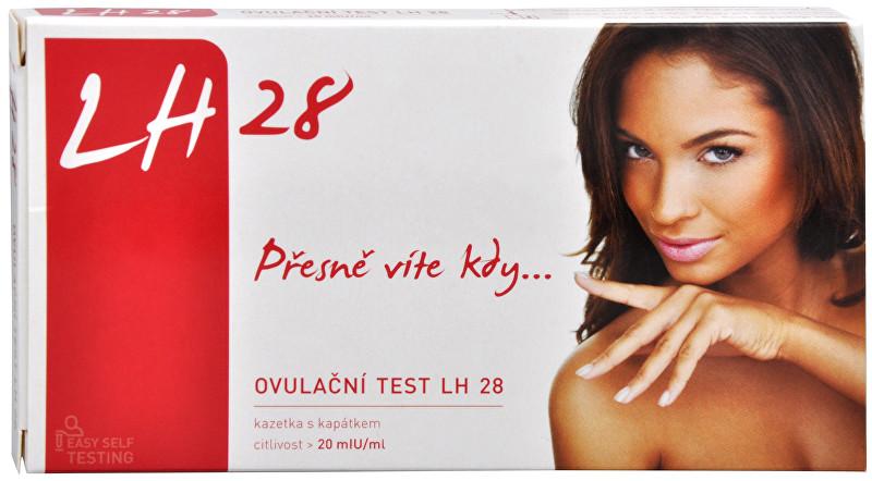 Zobrazit detail výrobku IVT IMUNO Ovulační test LH 28 1 ks
