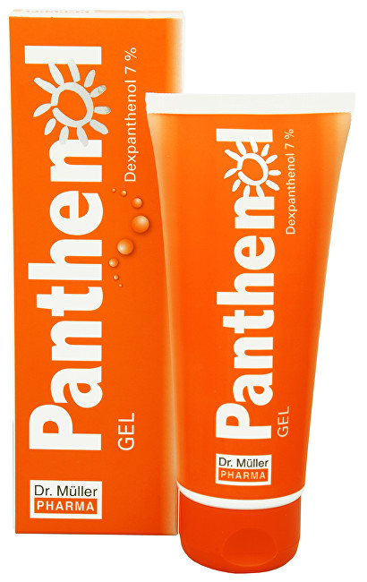 Panthenol gel 100 ml