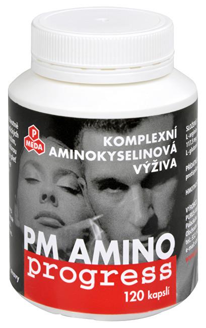 Zobrazit detail výrobku Purus Meda PM Amino Progress 120 kapslí