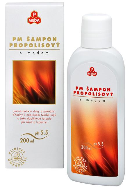 PM Šampon propolisový s medem 200 ml