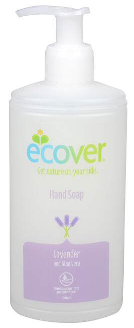 Zobrazit detail výrobku Ecover Tekuté mýdlo s levandulí a aloe 250 ml