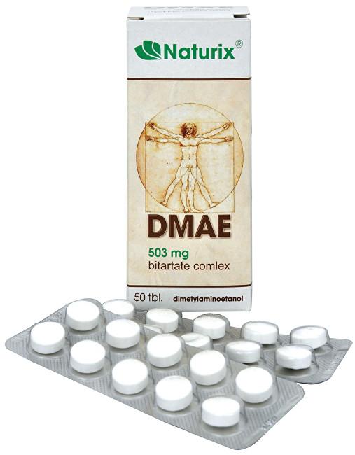 Fotografie DMAE 503 mg tbl.50 Vetrisol
