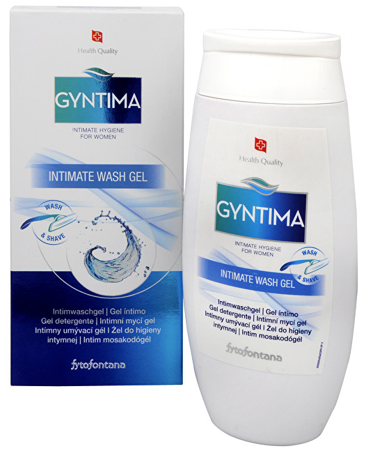 FYTOFONTANA Gyntima mycí gel 200 ml
