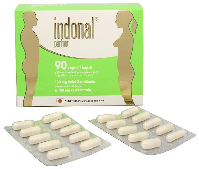 Zobrazit detail výrobku Synergia Indonal Partner 90 kapslí
