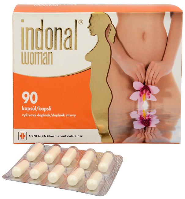 Zobrazit detail výrobku Synergia Indonal Woman 90 kapslí