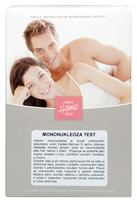 Mononukleóza Test 1 ks