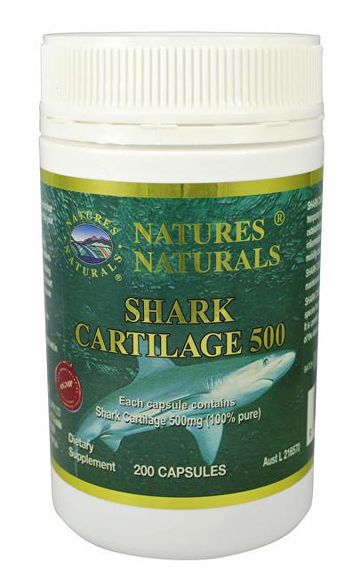 Zobrazit detail výrobku Australian Remedy Shark Cartilage 500 - žraločí chrupavka 200 kapslí