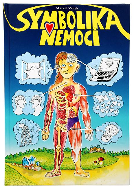 Zobrazit detail výrobku Knihy Symbolika nemocí (Marcel Vanek)