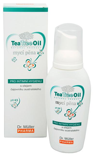 Zobrazit detail výrobku Dr. Muller Tea Tree Oil intimní mycí pěna 150 ml
