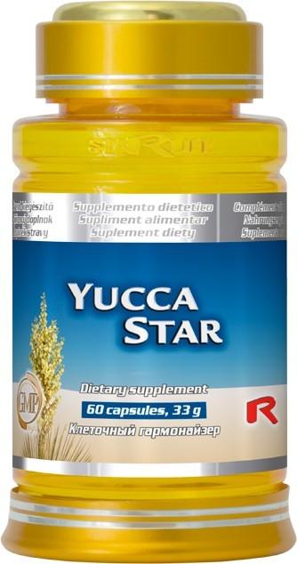 Zobrazit detail výrobku STARLIFE YUCCA STAR 60 kapslí