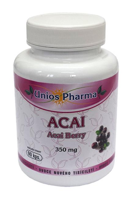 Zobrazit detail výrobku Unios Pharma Acai berry 350 mg 90 kapslí