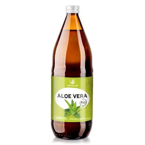 Zobrazit detail výrobku Allnature Aloe vera - 100% Bio šťáva 1 l