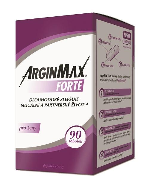 Zobrazit detail výrobku Simply You ArginMax Forte pro ženy 90 tob.