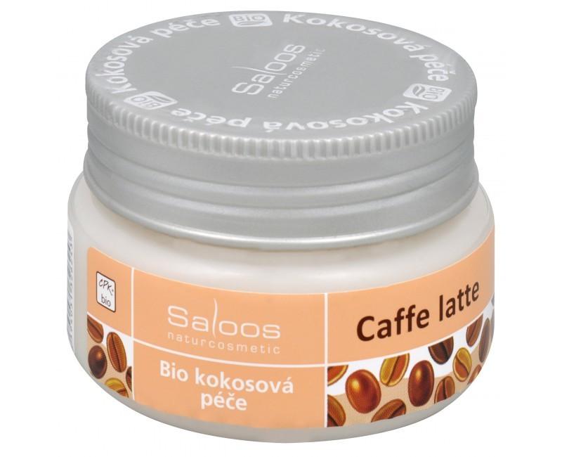 Saloos Bio Kokosová starostlivosť - Caffe latte 100 ml