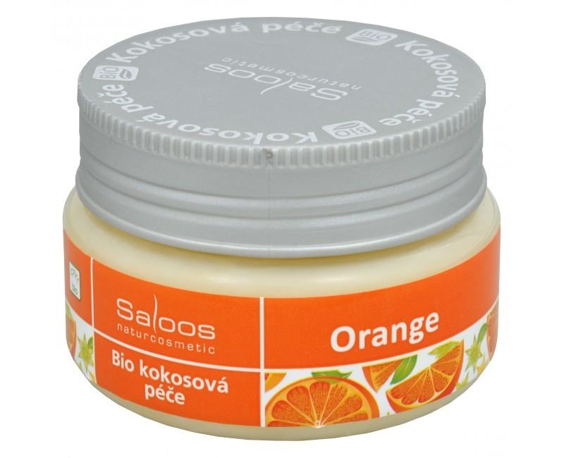 Saloos Bio Kokosová starostlivosť - Orange 100 ml