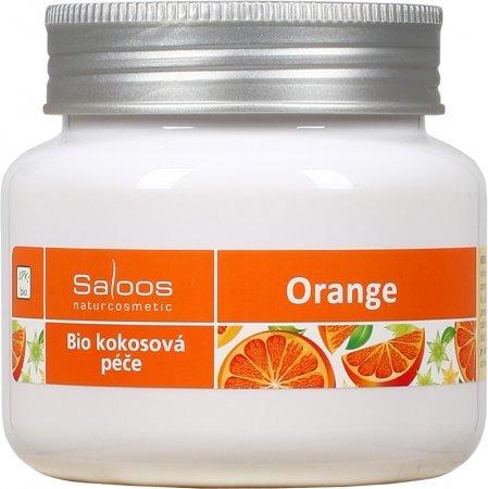 Saloos Bio Kokosová starostlivosť - Orange 250 ml