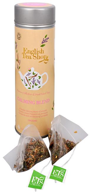 Zobrazit detail výrobku English Tea Shop Zklidňující směs 15 pyramidek v plechovce