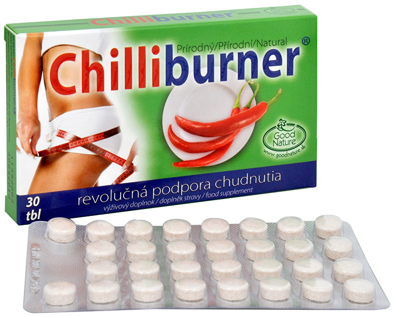 Good Nature Chilliburner 30 tbl.