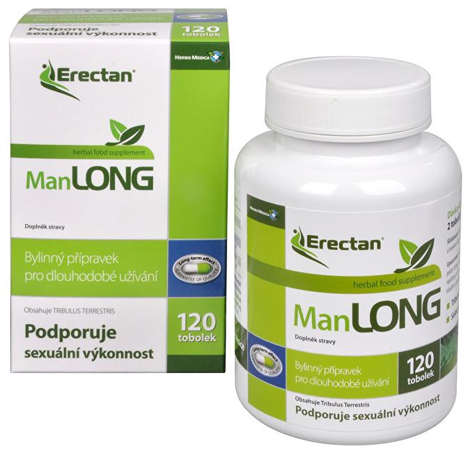 Zobrazit detail výrobku Erectan Erectan ManLONG 120 tob.