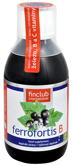 Zobrazit detail výrobku Finclub Fin Ferrofortis B 250 ml