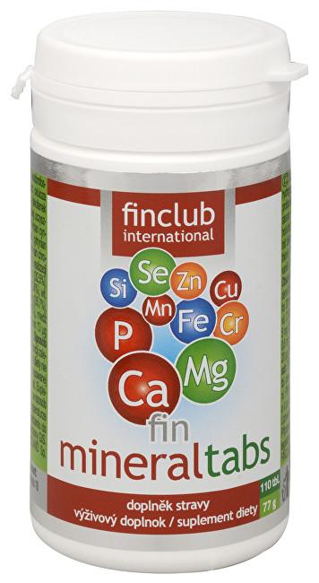 Zobrazit detail výrobku Finclub Fin Mineraltabs 110 tbl.