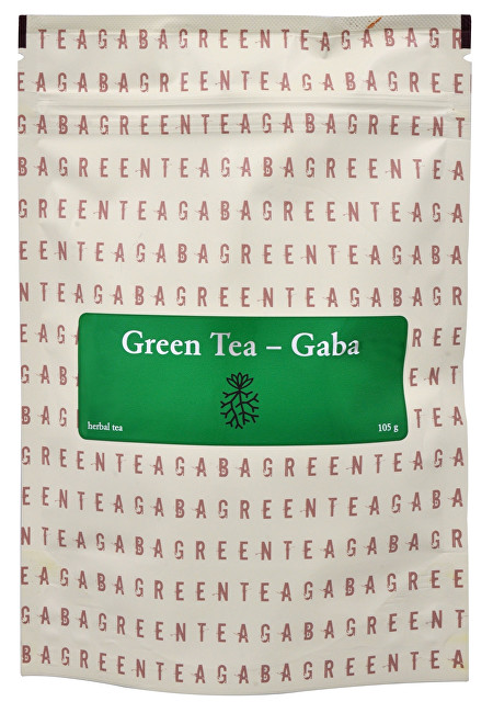 Energy Green Tea - Gaba - zelený čaj 105 g