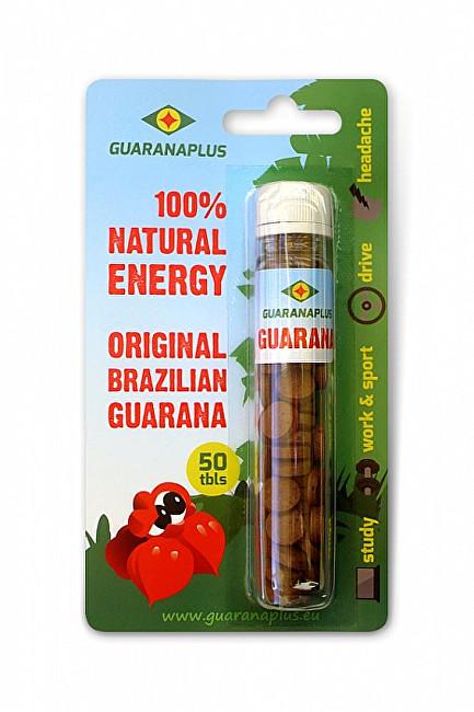 Zobrazit detail výrobku Guaranaplus Guarana 50 tbl.