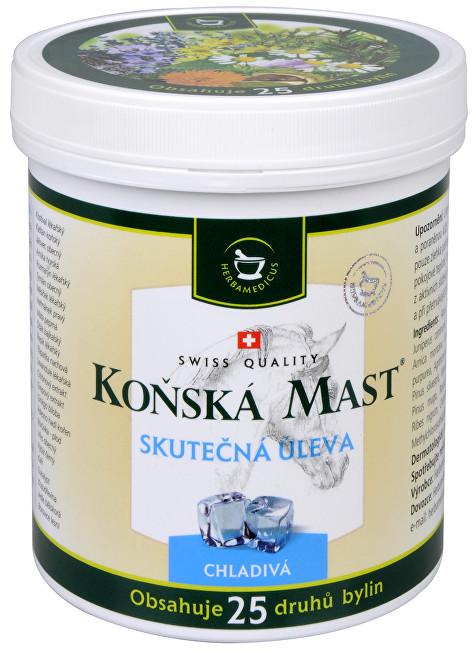 Zobrazit detail výrobku Herbamedicus Koňská mast chladivá 500 ml