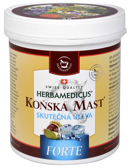 Zobrazit detail výrobku Herbamedicus Koňská mast Forte chladivá 500 ml