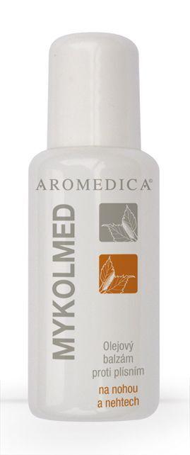 Mykolmed - olejový balzám proti plísním na nohou a nehtech 50 ml
