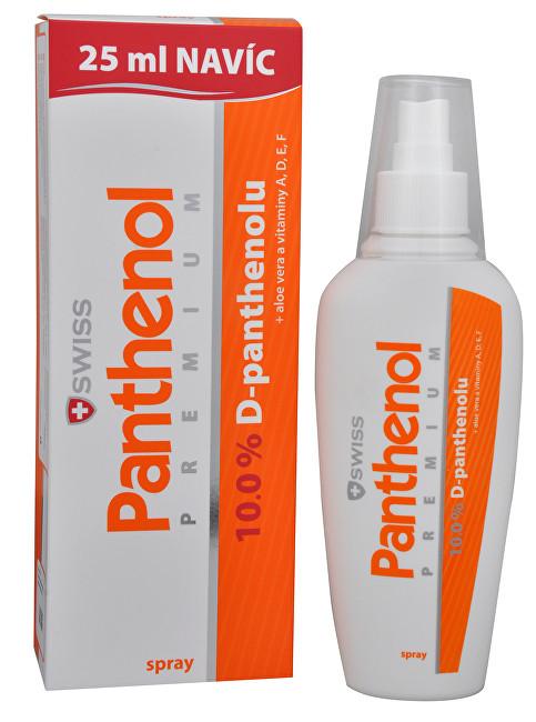Zobrazit detail výrobku Simply You Panthenol 10% Swiss PREMIUM - spray 150 ml + 25 ml ZDARMA