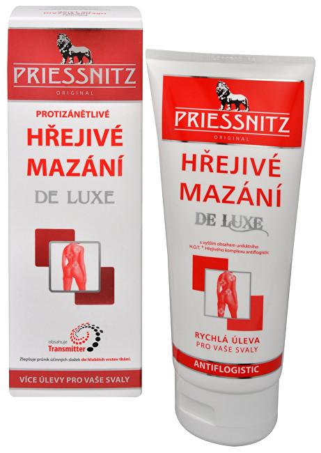 Zobrazit detail výrobku Simply You Priessnitz Hřejivé mazání De Luxe 200 ml