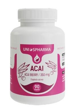Acai berry 350 mg 90 kapslí