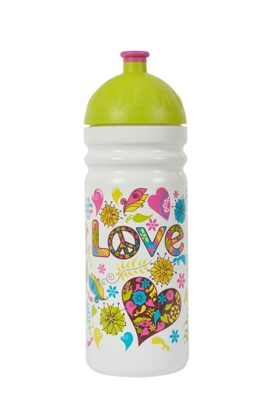 R&B Zdravá lahev 700 ml Hippies