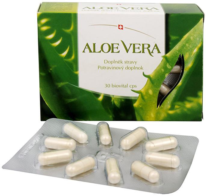 Zobrazit detail výrobku FYTOFONTANA Aloe Vera 30 kapslí