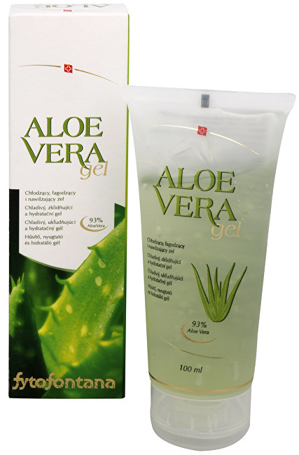 Herb Pharma Aloe Vera gel 100 ml