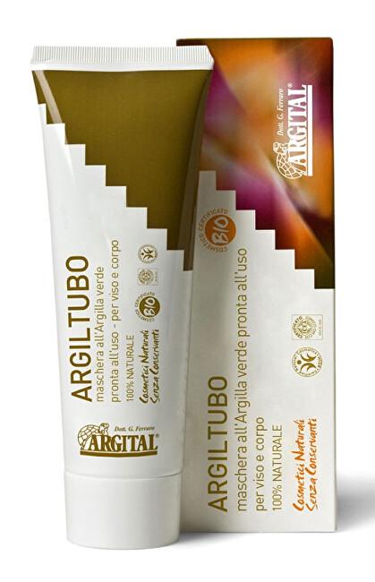 Zobrazit detail výrobku Argital Argital - maska ze zeleného jílu Argiltubo 250 ml