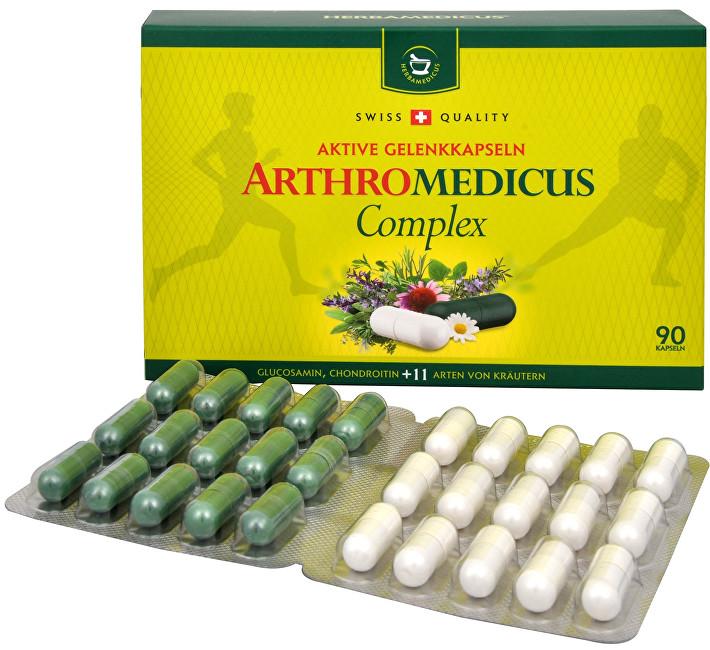 Zobrazit detail výrobku Herbamedicus Arthromedicus Complex 90 kapslí