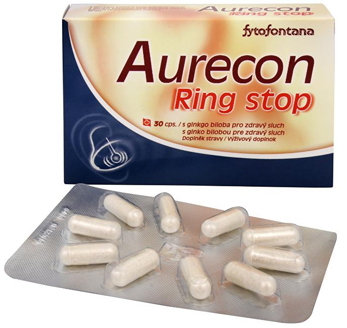 Zobrazit detail výrobku FYTOFONTANA Aurecon Ring stop 30 kapslí