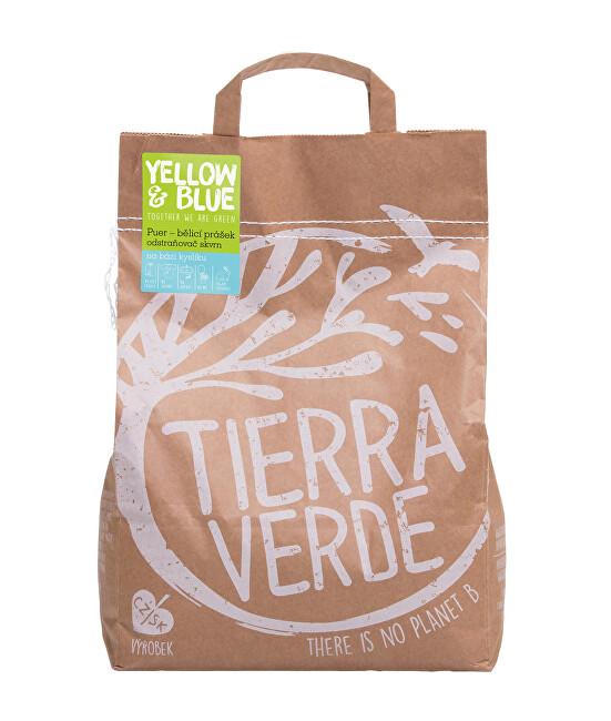 Zobrazit detail výrobku Yellow & Blue Bělící prášek PUER sáček 5 kg