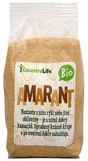 Zobrazit detail výrobku Country Life Bio Amarant 500 g