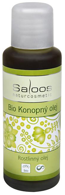 Bio Konopný olej lisovaný za studena 50 ml