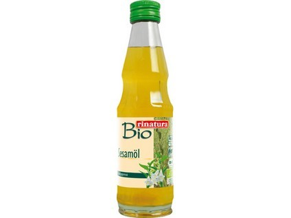 Zobrazit detail výrobku Rinatura Sezamový olej za studená lisovaný BIO 500ml