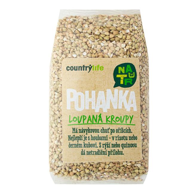 Zobrazit detail výrobku Country Life Bio Pohanka loupaná kroupy 500 g