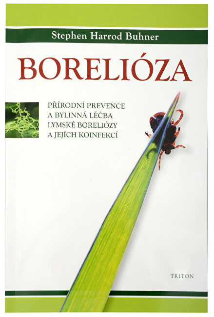Zobrazit detail výrobku Knihy Borelióza (Stephen Harrod Buhner)