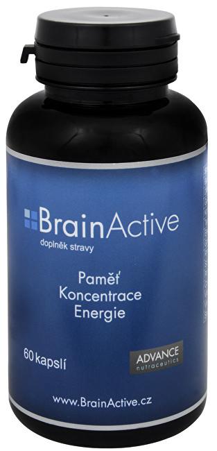 Zobrazit detail výrobku Advance nutraceutics BrainActive 60 kapslí